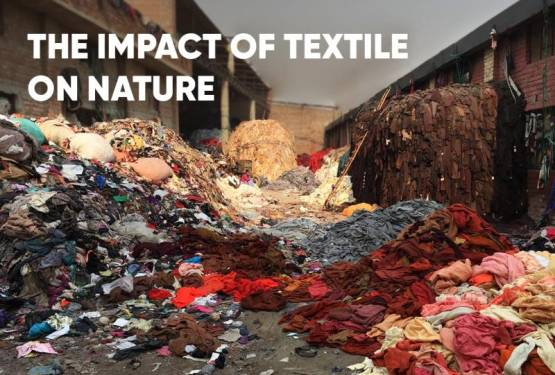 The Impact Of Textile on Nature